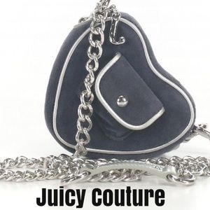 Rare Juicy Couture Heart  shoulderbag